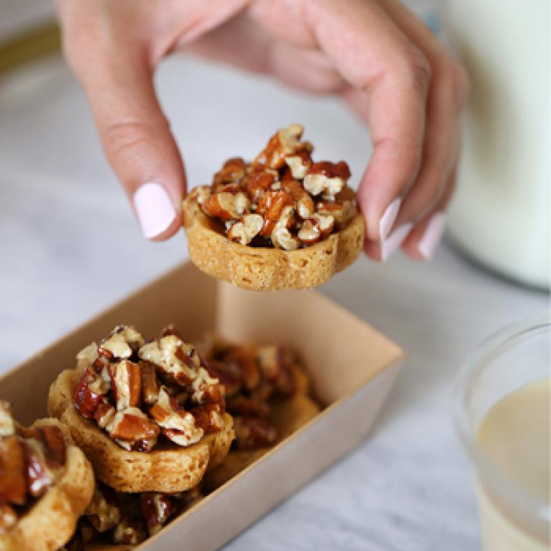 Honey Pecan Bites